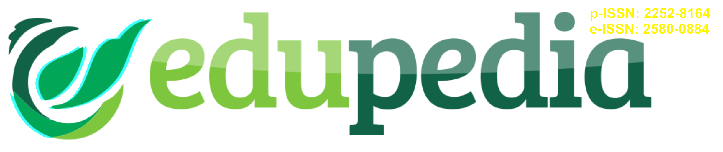 Edupedia : Jurnal Studi Pendidikan dan Pedagogi Islam